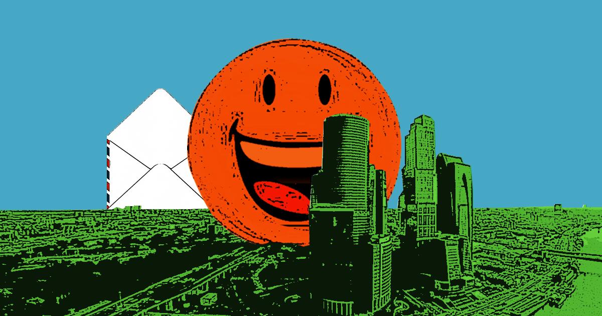 Как использовать emoji в письмах