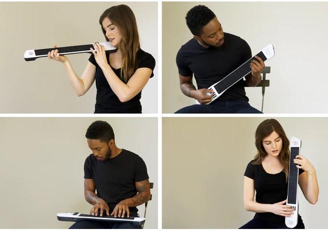 новый музыкальный инструмент