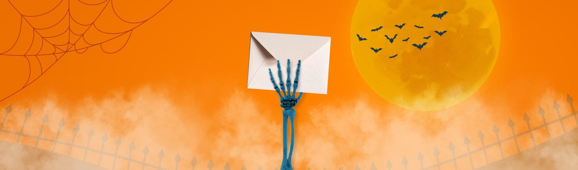 Топ-15 писем наХеллоуин: чемпугать ирадовать подписчиков в2020-м