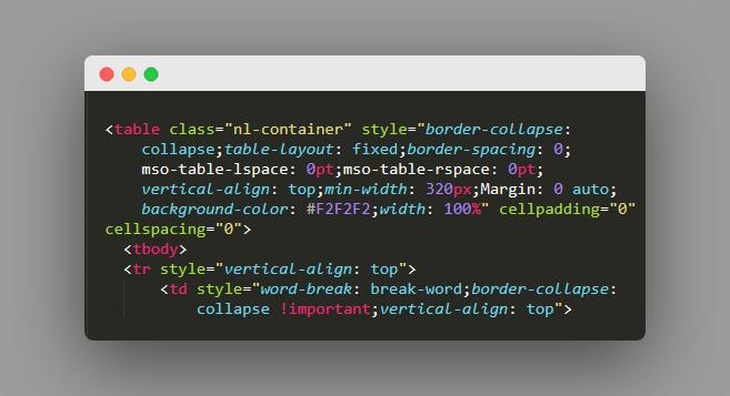 Inline-стили в HTML