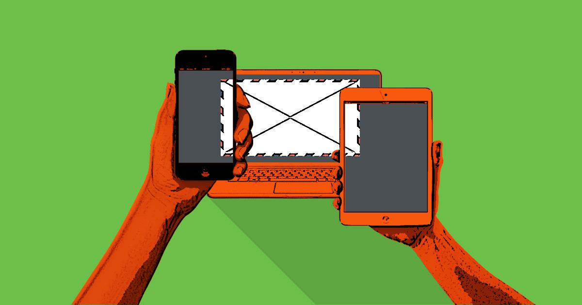 20 правил создания макета email