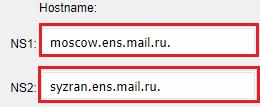 Куда вставлять DNS-записи