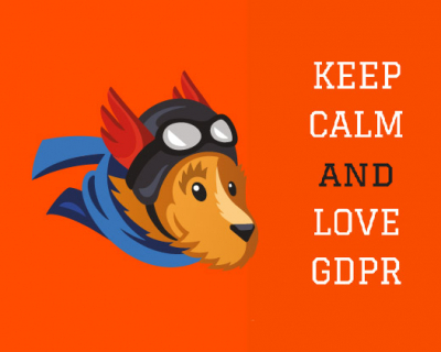 Keep calm and love GDPR