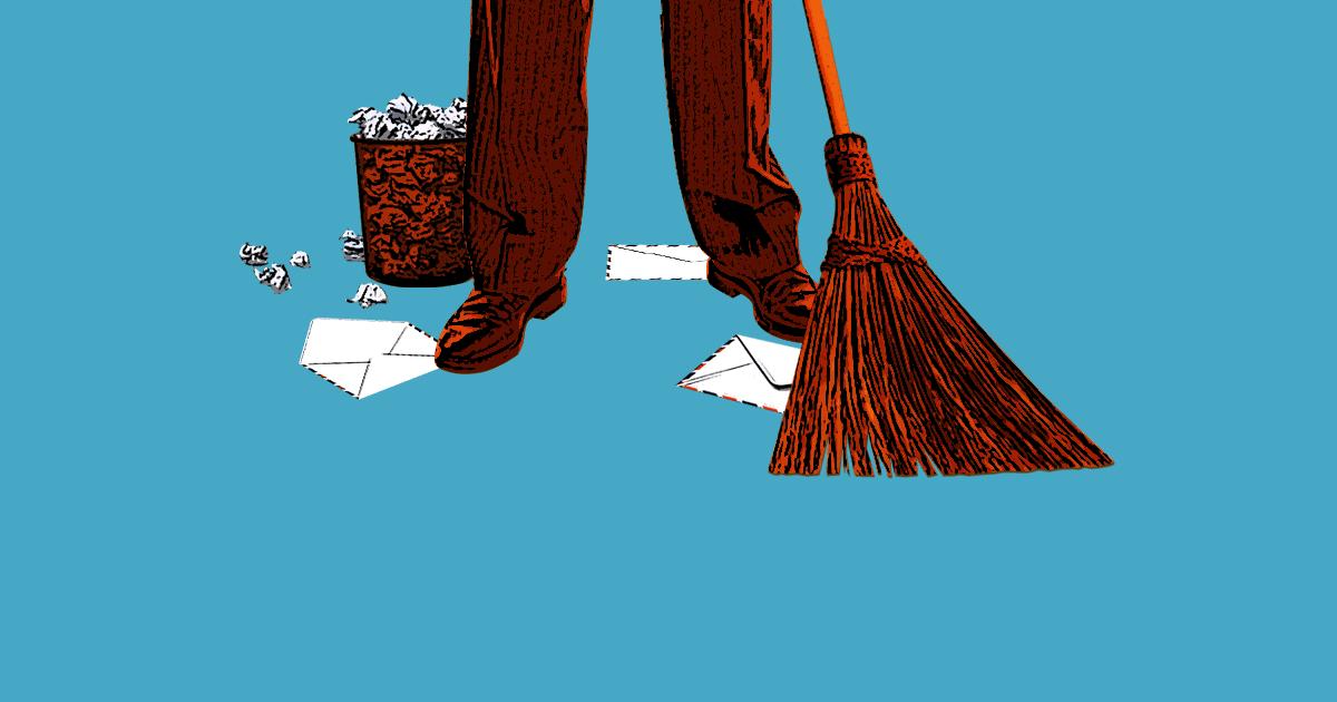Как заставить себя навести порядок в базе
