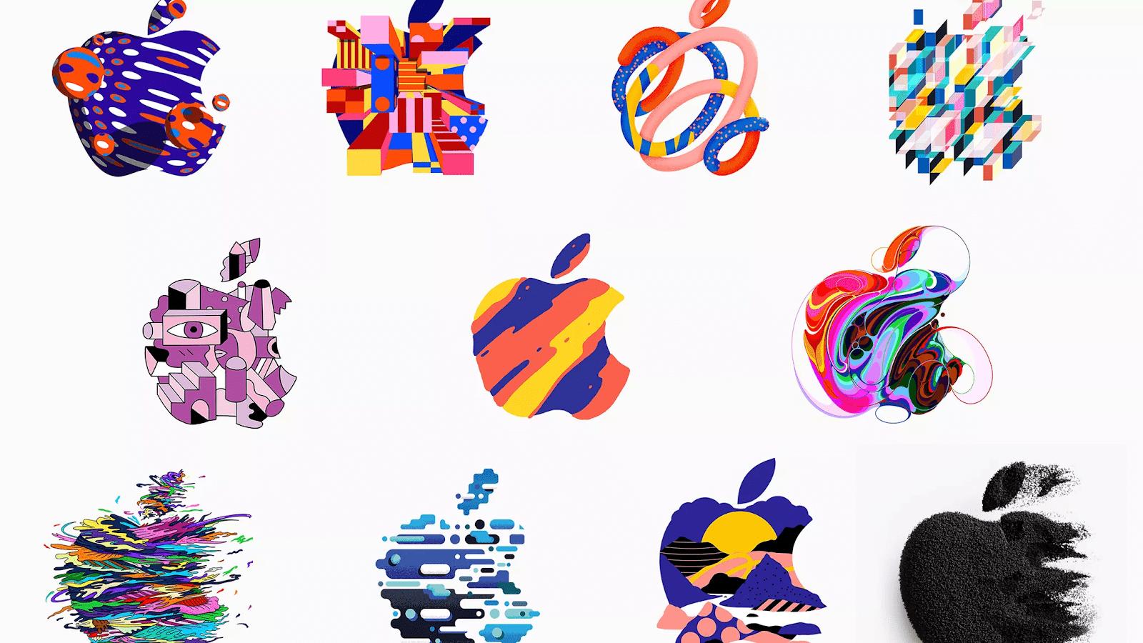 Всего получилось 38 лого