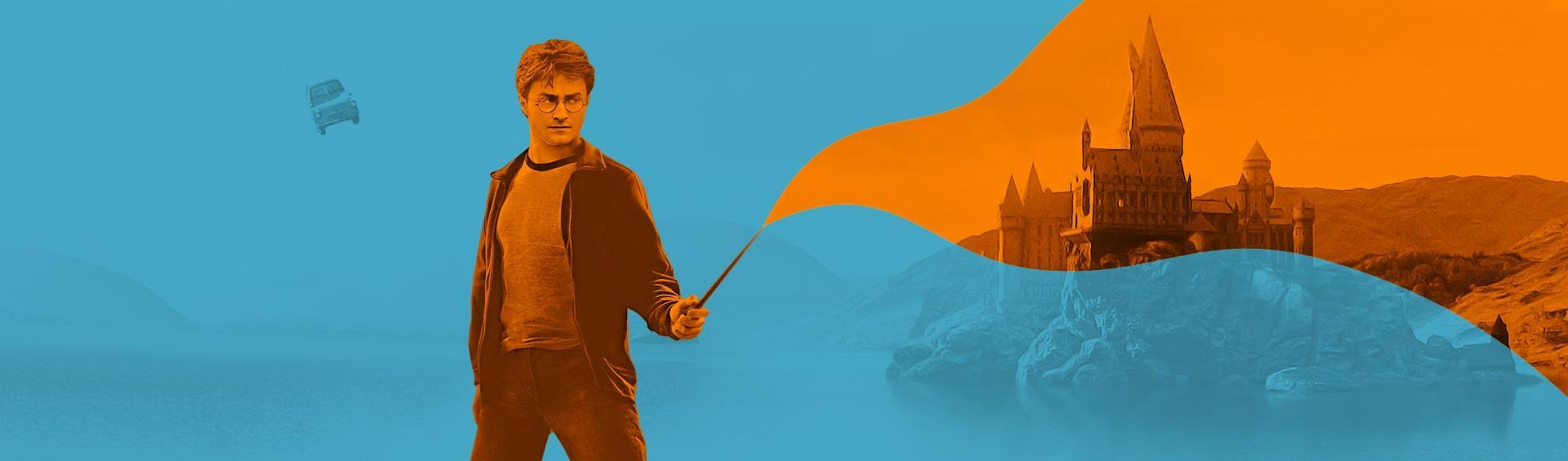 Гарри Поттер итайна писем. Сильнали ваша email-магия?