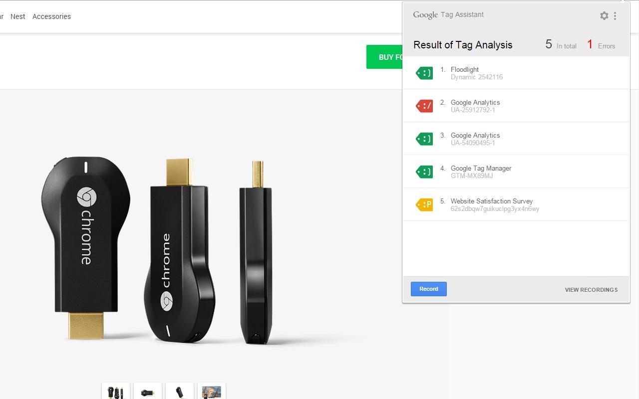 Сразу видно, что с Google Analytics что-то не так
