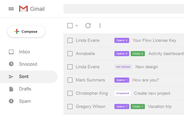Галочки в MailTrack выглядят красивее, зато цветные маркеры с цифрами в Unlimited Email Tracker информативнее