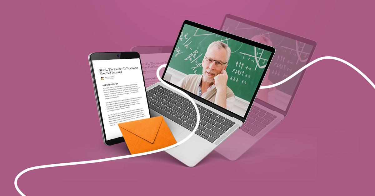 Как запустить email-рассылку для инфобизнеса и образовательных продуктов