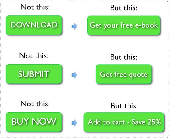 Примеры общих и конкретных call-to-action. Источник: Marketing Land