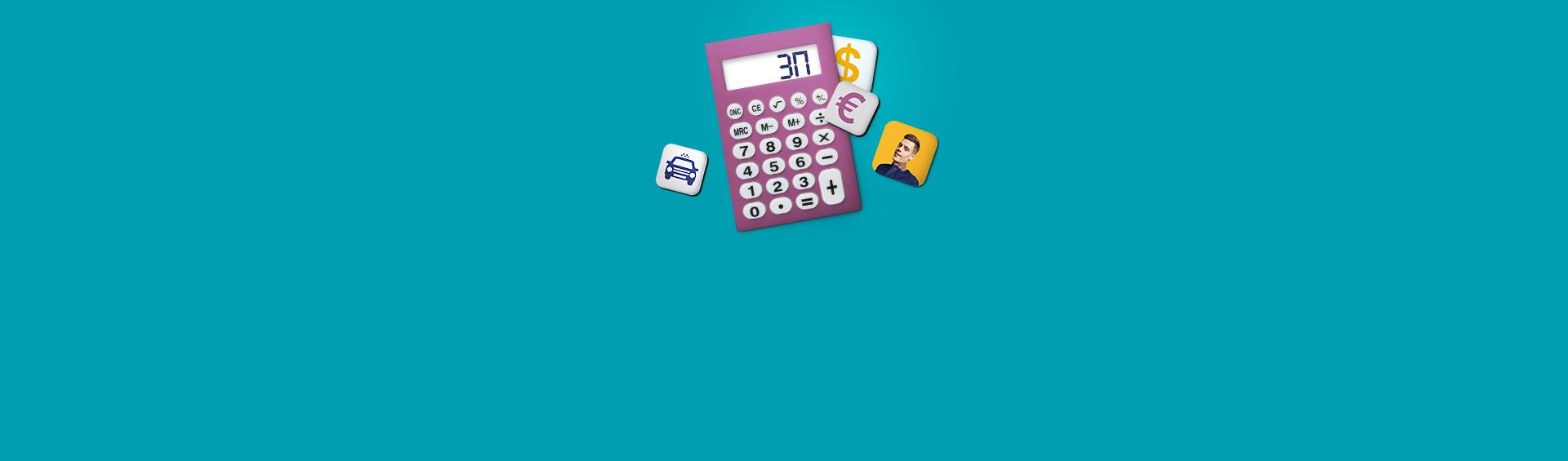 Калькулятор. Сколько вы зарабатываете в минуту?