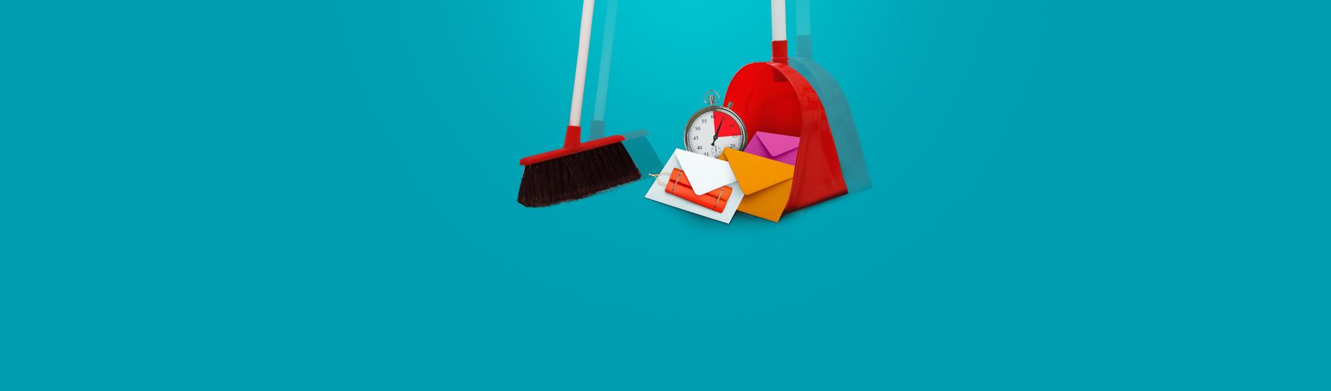 Временные почты: почему вамлучше очистить отних свою базу