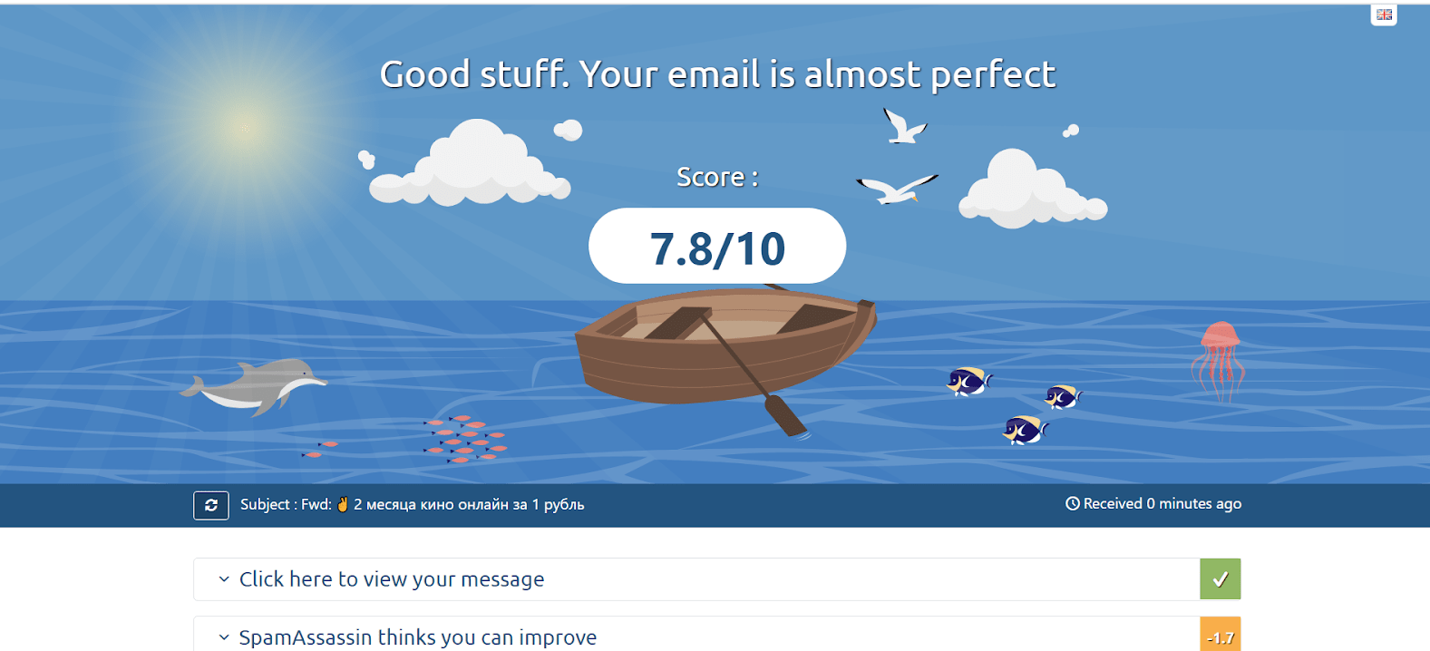 Mail-tester