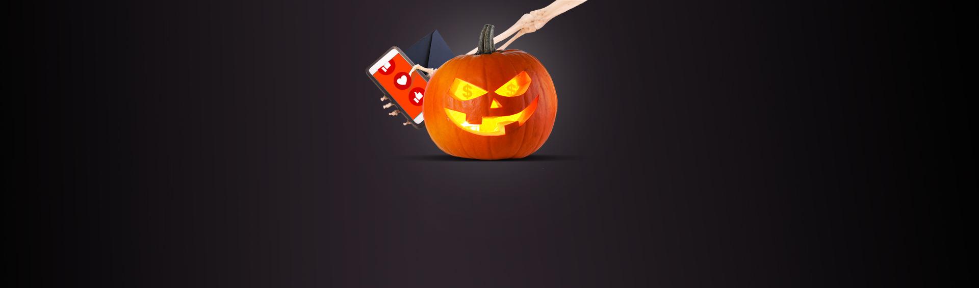 Непровалите Хеллоуин: 7маркетинговых идей длятех, ктовсё перепробовал