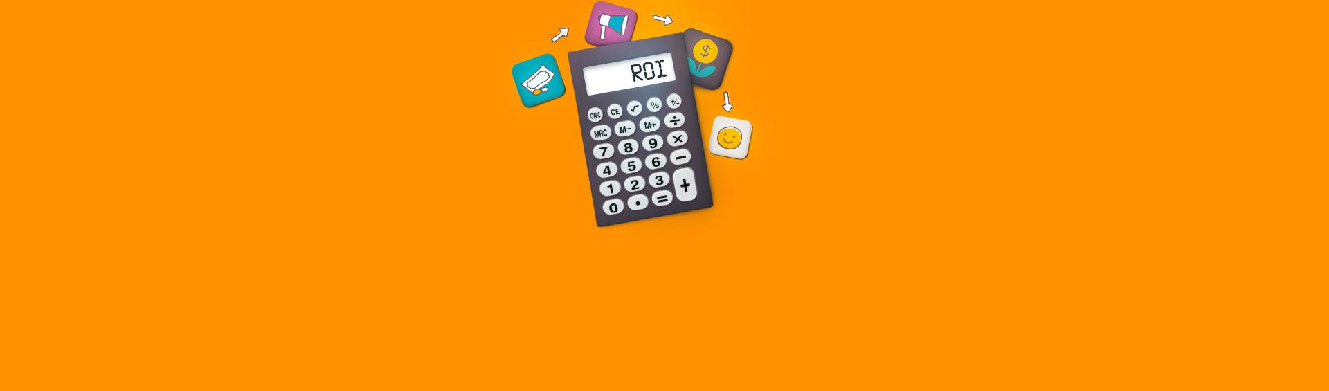 Калькулятор ROI. Проверьте, окупаются ли ваши вложения в маркетинг