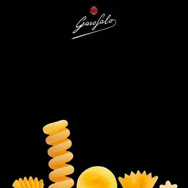 Реклама пасты Garofalo