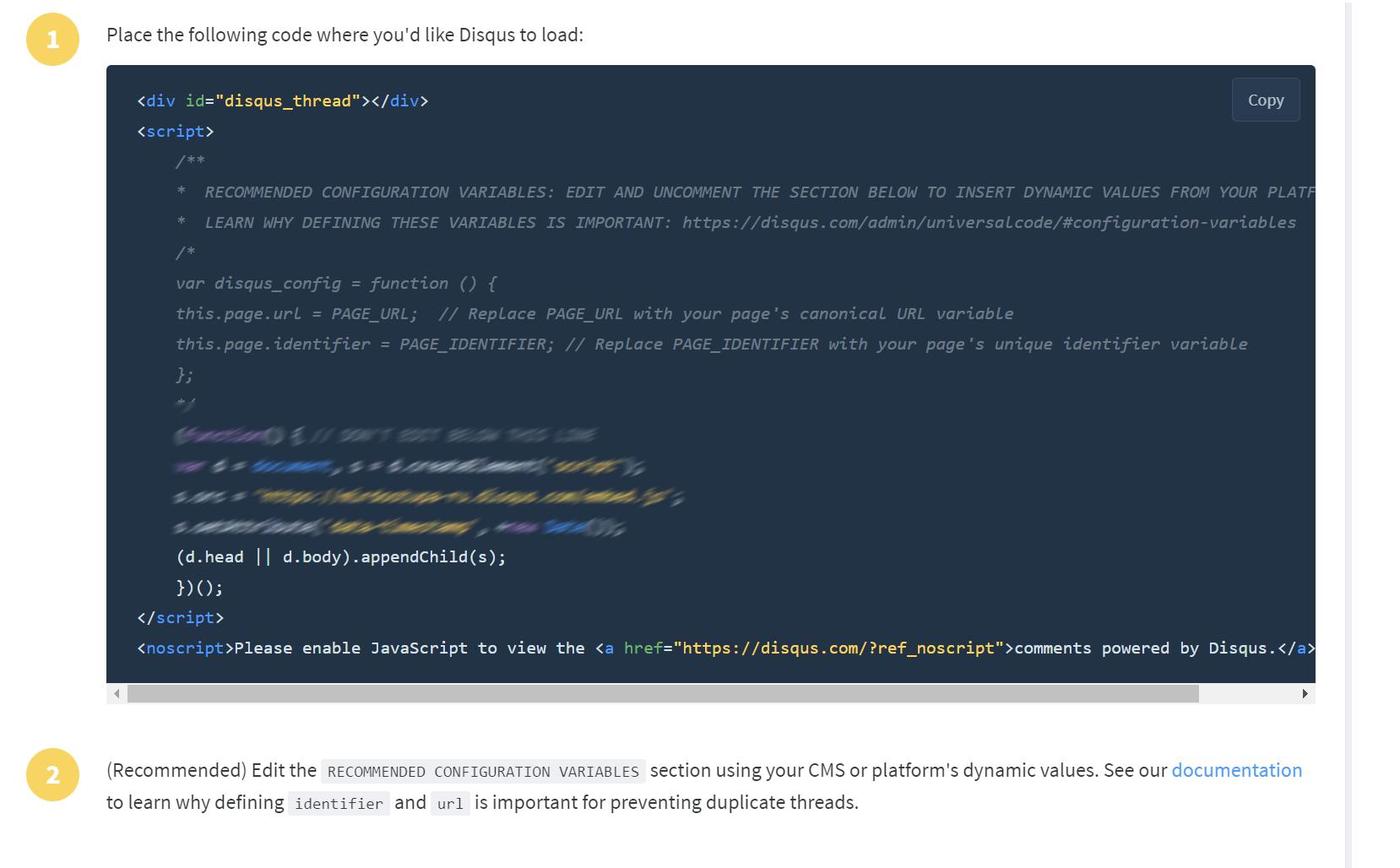 код для встраивания на сайт