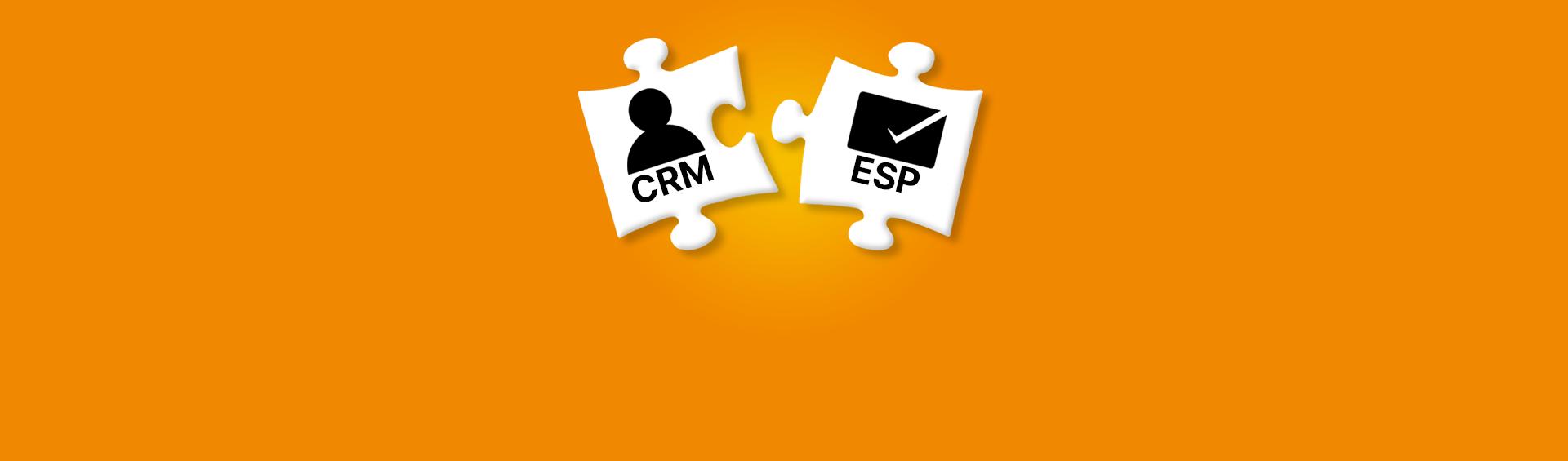 Объединить CRM и сервис рассылки
