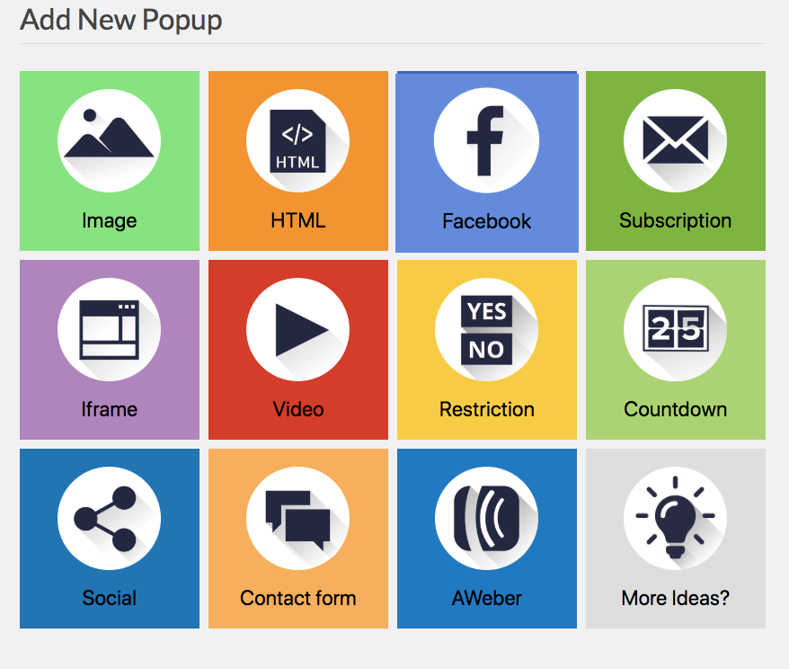 Плагин для WordPress Popup Builder