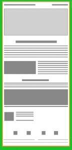 Футер письма | Unisender