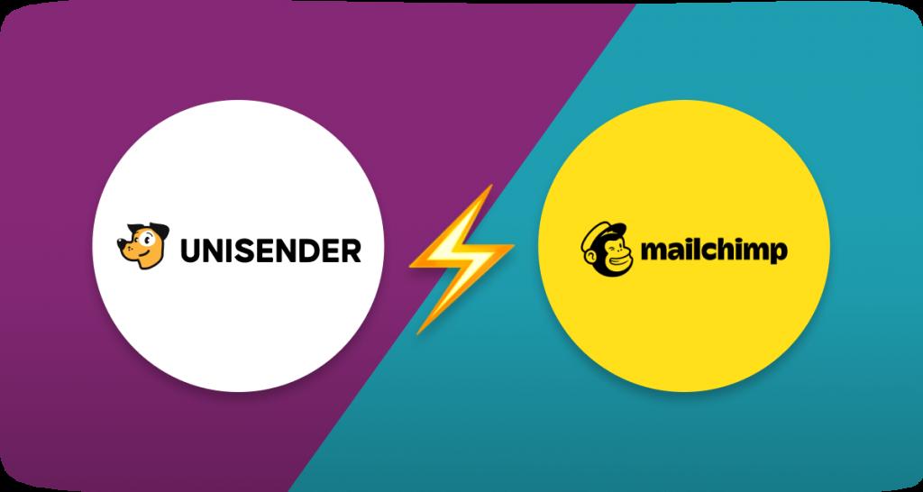 Сравнение сервисов MailChimp и UniSender