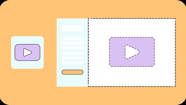 Добавьте видео и анимацию