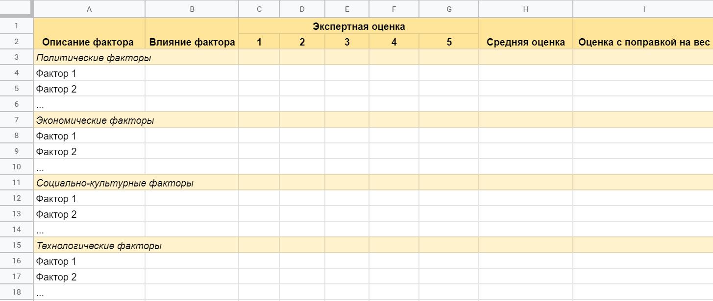 Образец таблицы.