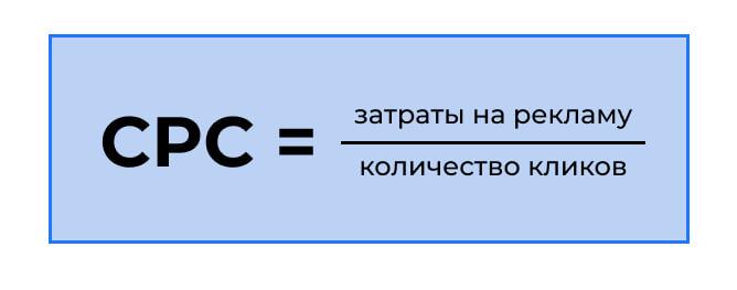 Формула CPC